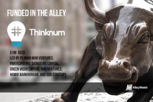 NYC Startup Thinknum Raises $1M Seed Round Fresh Out of 500 Startups