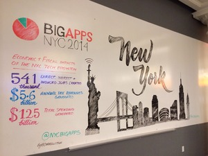 You Will Not Believe What the 20 NYC Big Apps Finalists Are Building