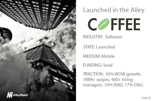 Why NYC Startup Coffee Is the Next Leap in Social Recruiting