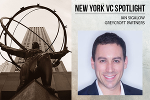 A New York VC Spotlight: Ian Sigalow