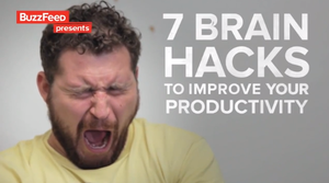 7 Brain Hacks To Improve Productivity