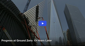 Progress at Ground Zero: 13-Years Later