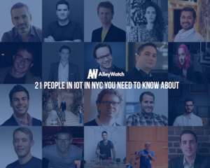 21 People in IoT in NYC You Need To Know About