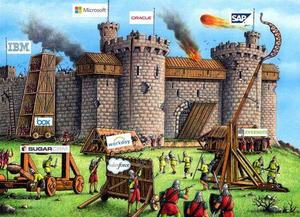 Laying Siege to a $750 Billion Dollar Castle