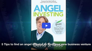 5 Tips to Find an Angel Investor to Fund Your Startup