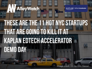 The 11 Hot NYC Startups That Killed It At EdTech Accelerator Demo Day