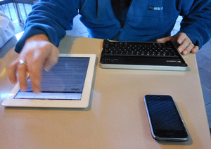 The Things We Carry: Mobile Devices and the Future of Social Media