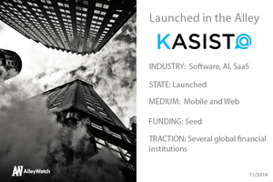 Meet NYC Startup Kasisto AKA Siri for the Enterprise