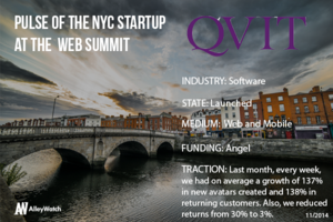 This NYC Startup Was Chosen as One of the Top 100 Presenting at The Summit
