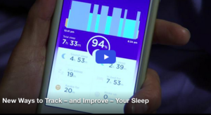 New Ways to Track – and Improve – Your Sleep