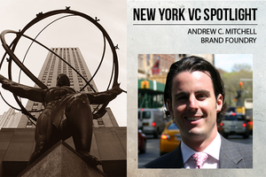 A New York VC Spotlight:  Andrew C. Mitchell
