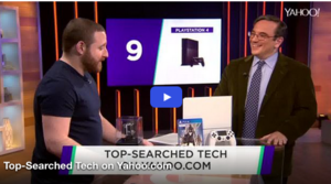 Top Searched Tech on Yahoo.com for 2014