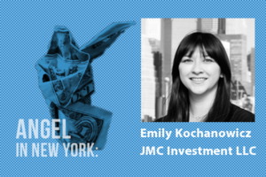 An Angel in New York: Emily Kochanowicz