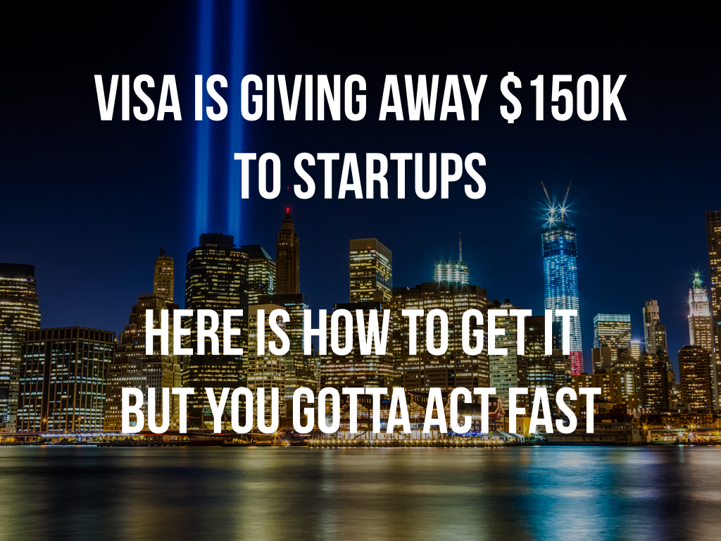 Visa The EveryWhere Initiative