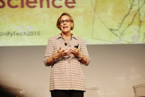 You Will Want to Know What Deanie Elsner Said at Her Unify Tech Keynote