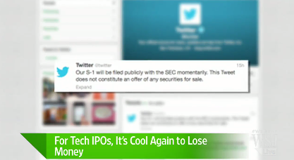 For Tech IPOs, It's Cool Again to Lose Money - AlleyWatch