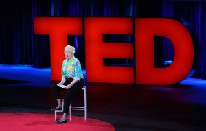 What TED Talk Speakers Teach Us About Presenting