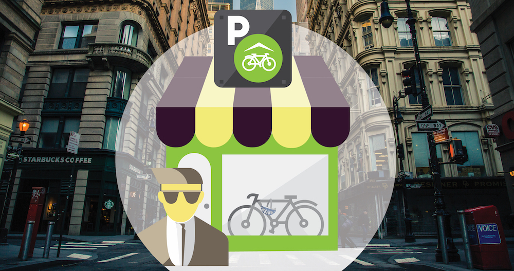 The number of bikes stolen in NYC is staggering and this startup has an answer.