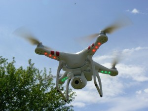 Drone Update: Flying Overseas for Flights
