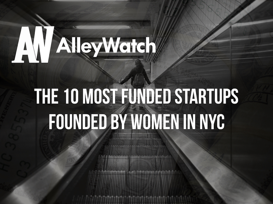 the 10 most funded startups founded by women in nyc.001