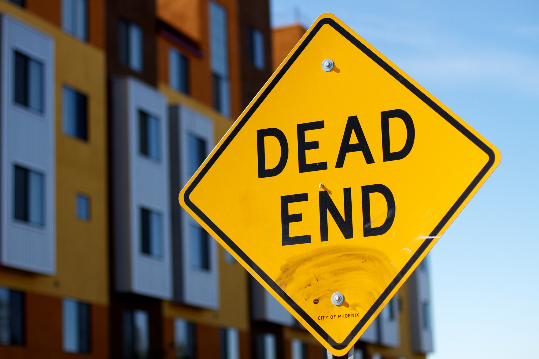 dating dead end