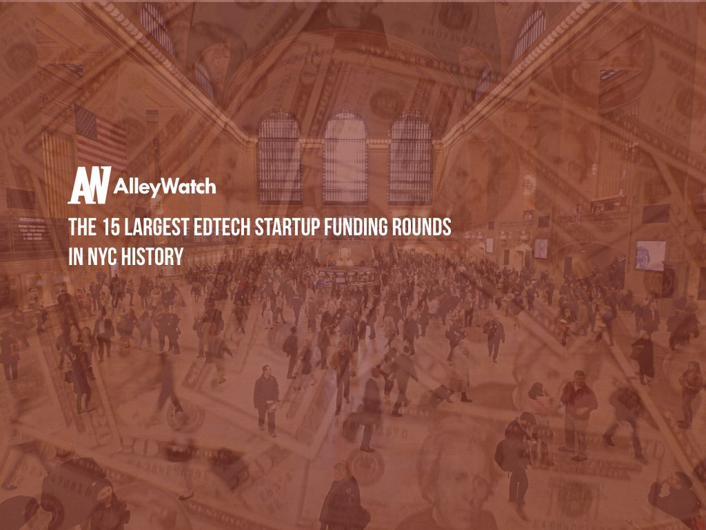 15 largest edtech startups nyc history funding rounds.003