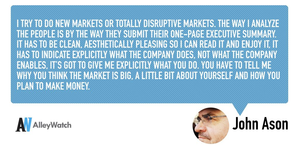 John Ason Angel Investor Quote.001