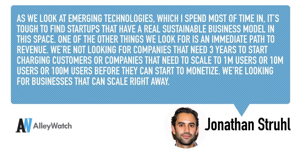 Jonathan Struhl Indicator Ventures quote.001
