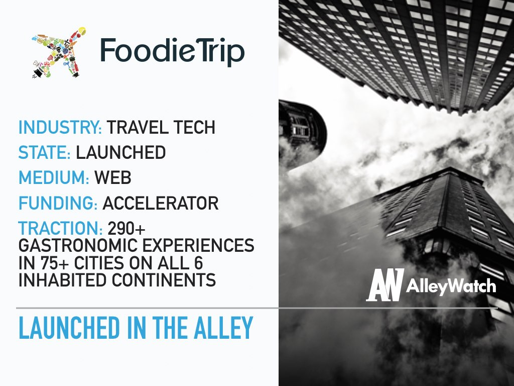 NYC Startup FoodieTrip is the Cultural Cuisine Guide You Need