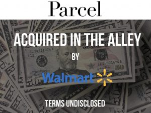 NYC Last Mile Delivery Startup Parcel Acquired by Walmart