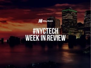 #NYCtech Week in Review: 11/5/17 – 11/11/17