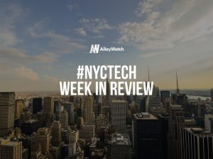 #NYCtech Week in Review: 11/26/17 – 12/2/17