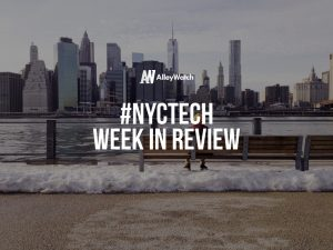 #NYCtech Week in Review: 1/7/18 – 1/13/18