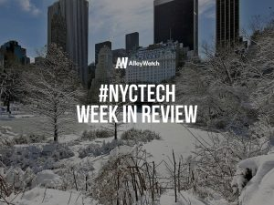 #NYCtech Week in Review: 12/31/17 – 1/6/18