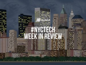 #NYCtech Week in Review: 1/28/18 – 2/3/18