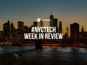 #NYCtech Week in Review: 3/25/18 – 3/31/18