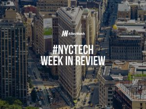 #NYCtech Week in Review: 3/11/18 – 3/17/18