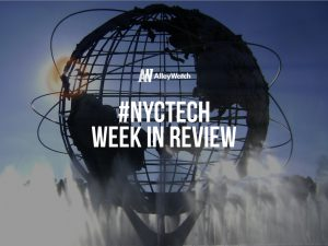 #NYCtech Week in Review: 4/1/18 – 4/7/18
