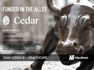 Cedar Raises Another $36M for its Patient Financial Management Platform