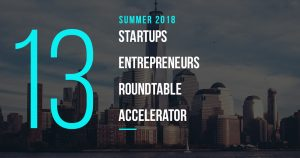 These are the 13 Startups in Entrepreneurs Roundtable's Summer 2018 Class
