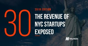 The Revenues of 30 NYC Startups EXPOSED