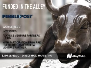 PebblePost Raises Another $25M to Combine The Best of Marketing Tech with Old Fashioned Mail