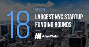 These 18 NYC Startups Raised the Most Amount of Capital During Q3 of 2018