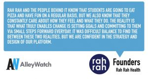 Rah Rah Health Integrates Wellness Programs for College Students