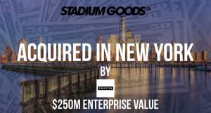 Sneaker Marketplace Stadium Goods Acquired by Farfetch for $250M