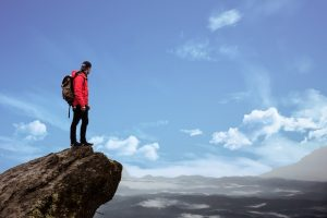It Takes Courage In Business To Change The Status Quo