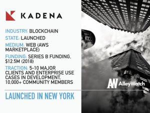 Blockchain Startup Kadena is Taking the Private and Public Sector By Storm Through its BaaS Model