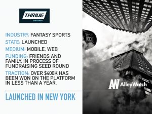 This NYC Startup is the Daily Sports Platform for the Casual Sports Fan