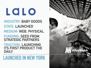 Lalo Launches The Perfect Stroller Built to Navigate the City Streets
