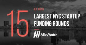 These 15 NYC Startups Raised the Most Capital in Q1 2019